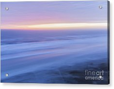 Sunrise Atlantic 2 Acrylic Print by Elena Elisseeva