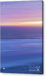 Sunrise Atlantic 3 Acrylic Print by Elena Elisseeva