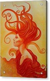 Sunrise Aton Acrylic Print