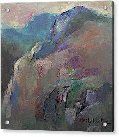 Sunrise Acrylic Print by Becky Kim