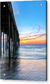 Sunrise Blessing Acrylic Print