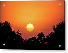 Acrylic Print featuring the photograph Sunrise Bliss by Shelby Young
