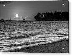 Sunrise  Acrylic Print by Bulik Elena
