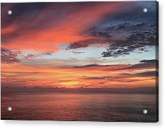 Sunrise From Koko Head Acrylic Print