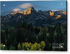 Sunrise In Colorado - 8689 Acrylic Print