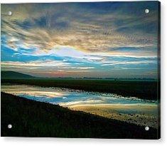 Sunrise In Doniphan Kansas Acrylic Print by Dustin Soph