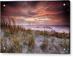 Sunrise In The Breeze Acrylic Print