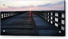 Sunrise Acrylic Print by Joanne Brown