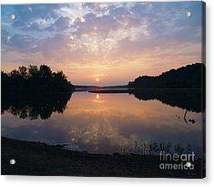 Sunrise Morning Bliss 152b Acrylic Print