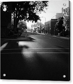 Sunrise On Dorion Avenue Acrylic Print