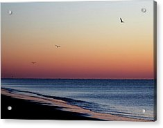 Acrylic Print featuring the photograph Sunrise On Hilton Head by Bruce Patrick Smith