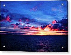 Sunrise Over Western Australia I I I Acrylic Print