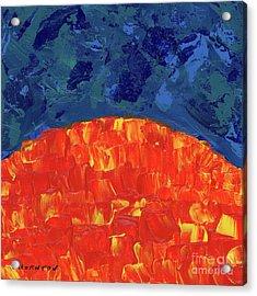 Sunrise Sunset 6 Acrylic Print