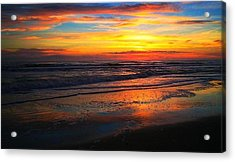 Sunrise Sunset Acrylic Print