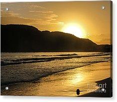 Sunrise Surprise Acrylic Print