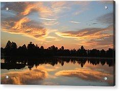 Sunrise 8 June 2016 Acrylic Print