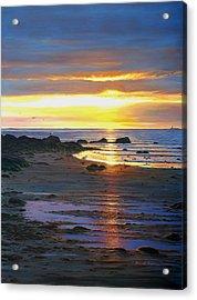 Sunscape Acrylic Print by Bruce Dumas
