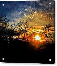 Sunset #1 Acrylic Print