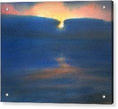 Sunset 1 Acrylic Print