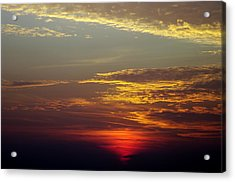 Sunset 18 Acrylic Print by Don Prioleau