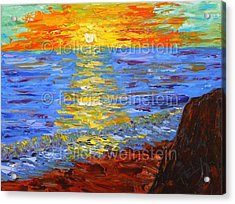 Sunset 2 Acrylic Print