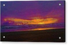 Sunset #3 Acrylic Print