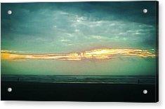 Sunset #4 Acrylic Print
