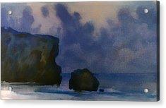 Sunset 4 Acrylic Print by Valeriy Mavlo