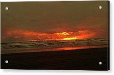 Sunset #5 Acrylic Print