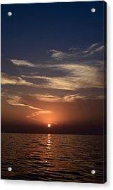 Sunset 5 Acrylic Print