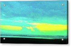 Sunset #8 Acrylic Print