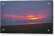 Sunset #9 Acrylic Print