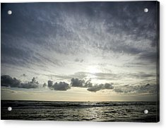 Sunset Acrylic Print by Alessia Cerqua