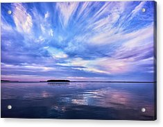 Sunset Awe Acrylic Print