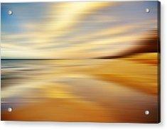 Sunset Breez'n Acrylic Print