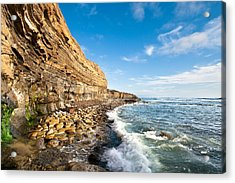 Sunset Cliffs Acrylic Print by Ryan Weddle