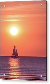 Sunset Dreams Acrylic Print