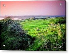 Sunset - Lahinch Acrylic Print