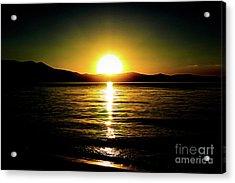 Sunset Lake 2 Acrylic Print