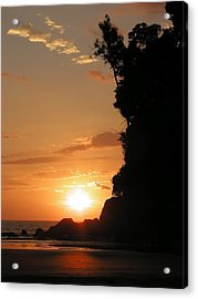 Sunset No.1 Acrylic Print by Gregory Young