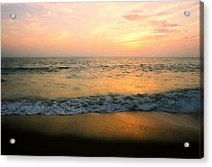 Sunset On Captiva Acrylic Print