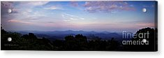 Sunset On The Blue Ridge Acrylic Print