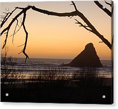 Sunset  Acrylic Print by Scott Gould
