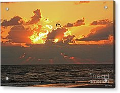 Sunset Splendor Acrylic Print