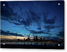Sunset St. Louis IIi Acrylic Print