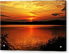 Sunset Xxiii Acrylic Print