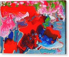 Sunsetting #3 Acrylic Print by Joseph Demaree
