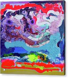 Sunsetting #7 Acrylic Print by Joseph Demaree
