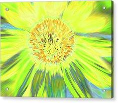 Sunshake Acrylic Print