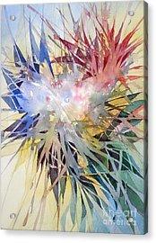 Sunshine Acrylic Print by Natalia Eremeyeva Duarte